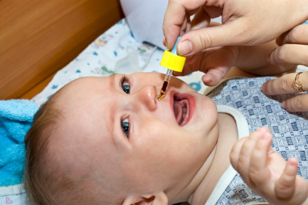 Соки для детей от насморка - только с разрешения врача