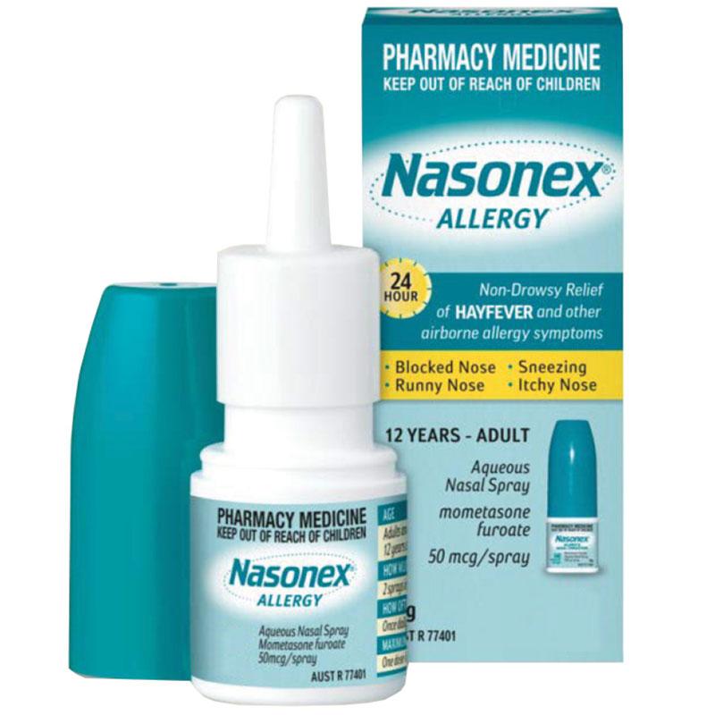 Назонекс - препарат для носа