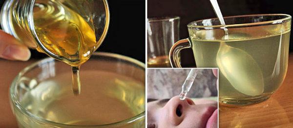 Народные рецепты сок лука с медом при гайморите