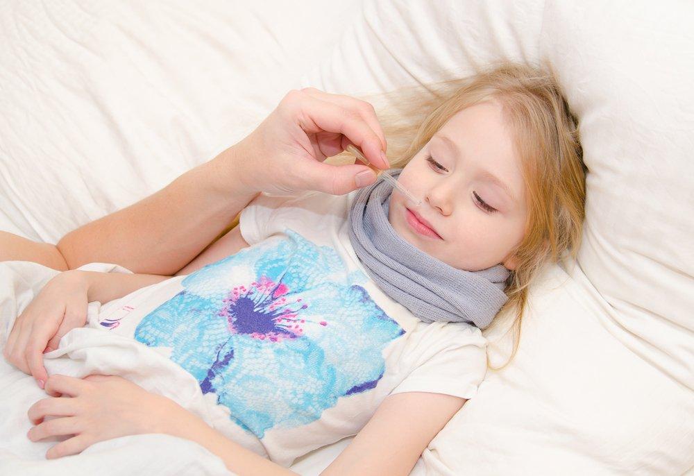 Обзор капель в нос с антибиотиком для детей
