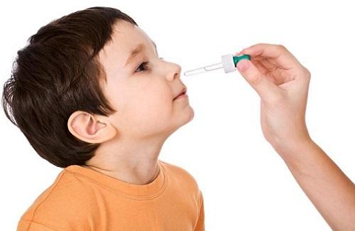 Капли в нос - по назначению доктора