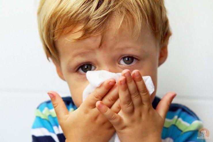 Выбор капель в нос для детей старше 3 лет от насморка