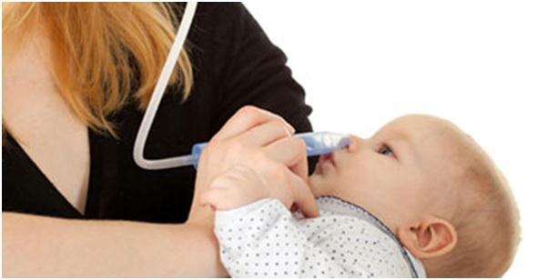 Как вылечить насморк у детей до года