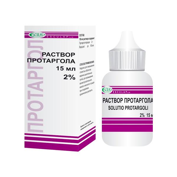 Протаргол препарат