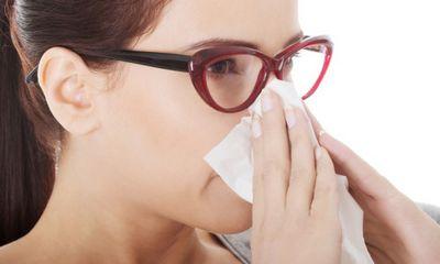 Заложенность носа и боль в голове