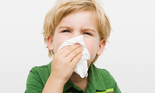 Аллергический насморк - не противопоказание