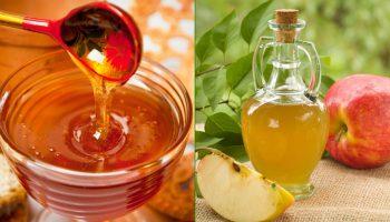 Яблочный уксус при насморке и ангине